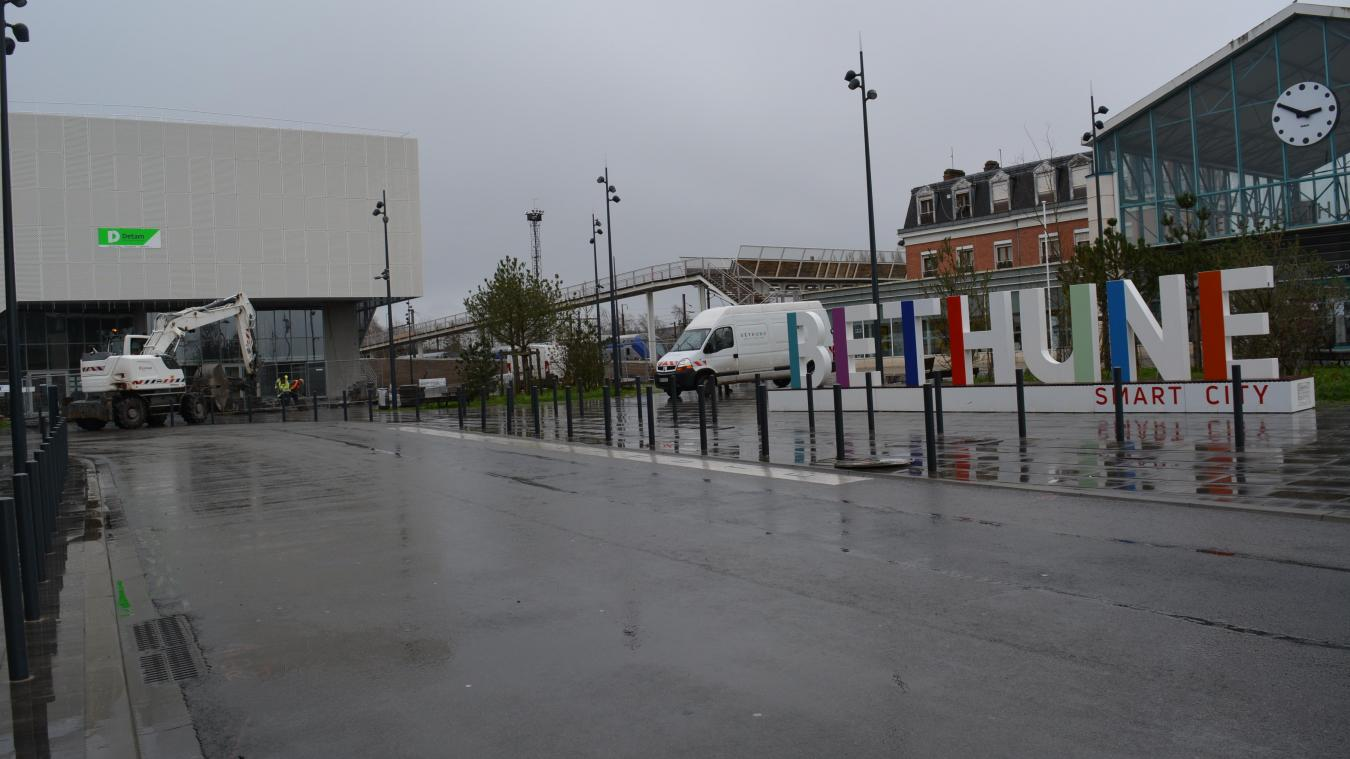 Étoile Cinéma aura vocation à jouer le booster du quartier de la gare.