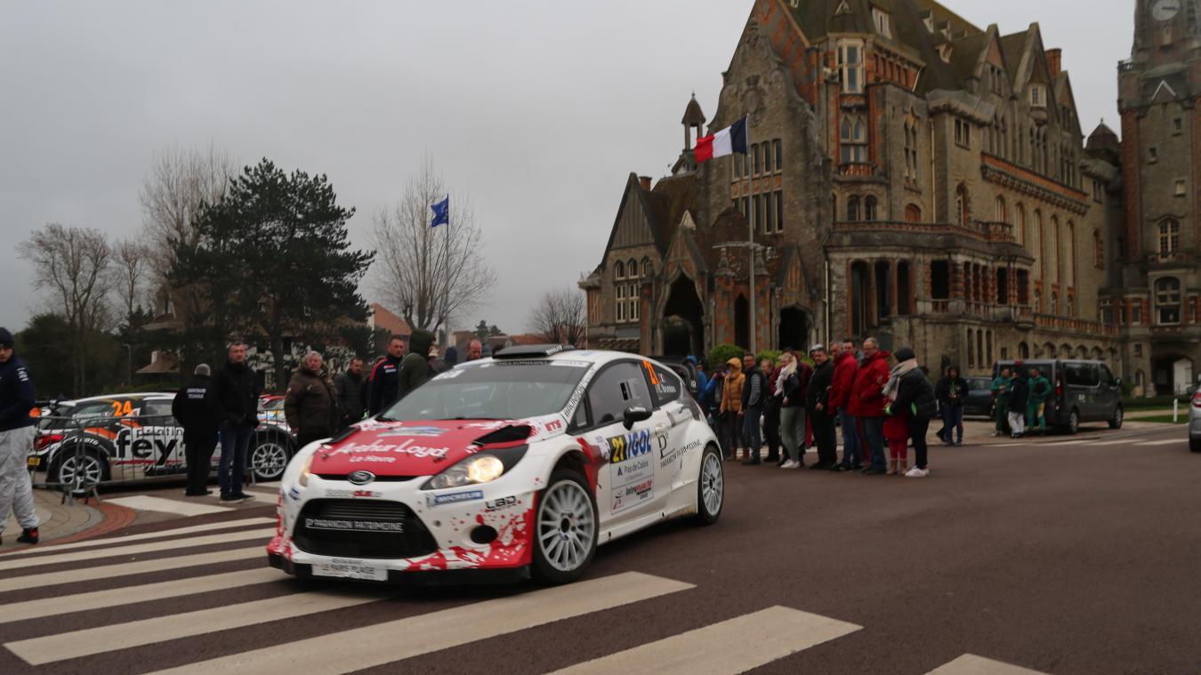 Cette 60e édition du Rallye du Touquet sera une nouvelle fois suivie par de nombreux amateurs de sport automobile.