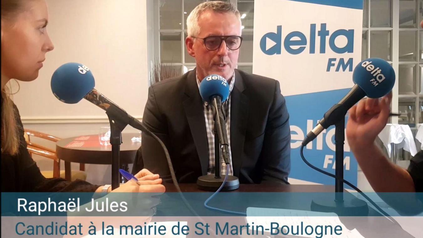 L'actuel maire, Christian Baly, est présent sur la liste de Raphaël Jules.