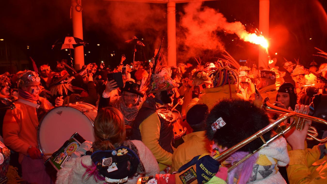 C'était quand même la fête samedi soir à Malo.