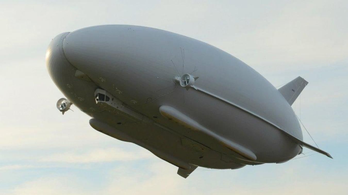 Pour ou contre une ligne Calais-Douvres en zeppelin ?