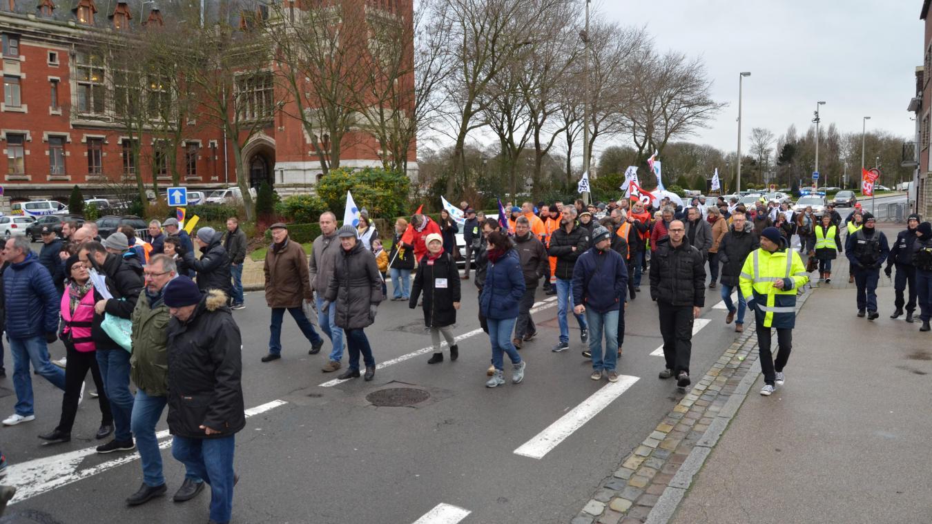 Rassemblement contre le 49-3 sur les retraites ce mardi matin à Calais