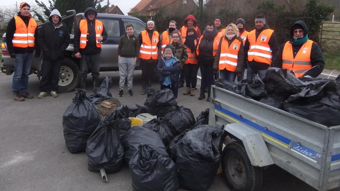 Des milliers de bénévoles vont nettoyer la nature le week-end prochain dans les Hauts-de-France.