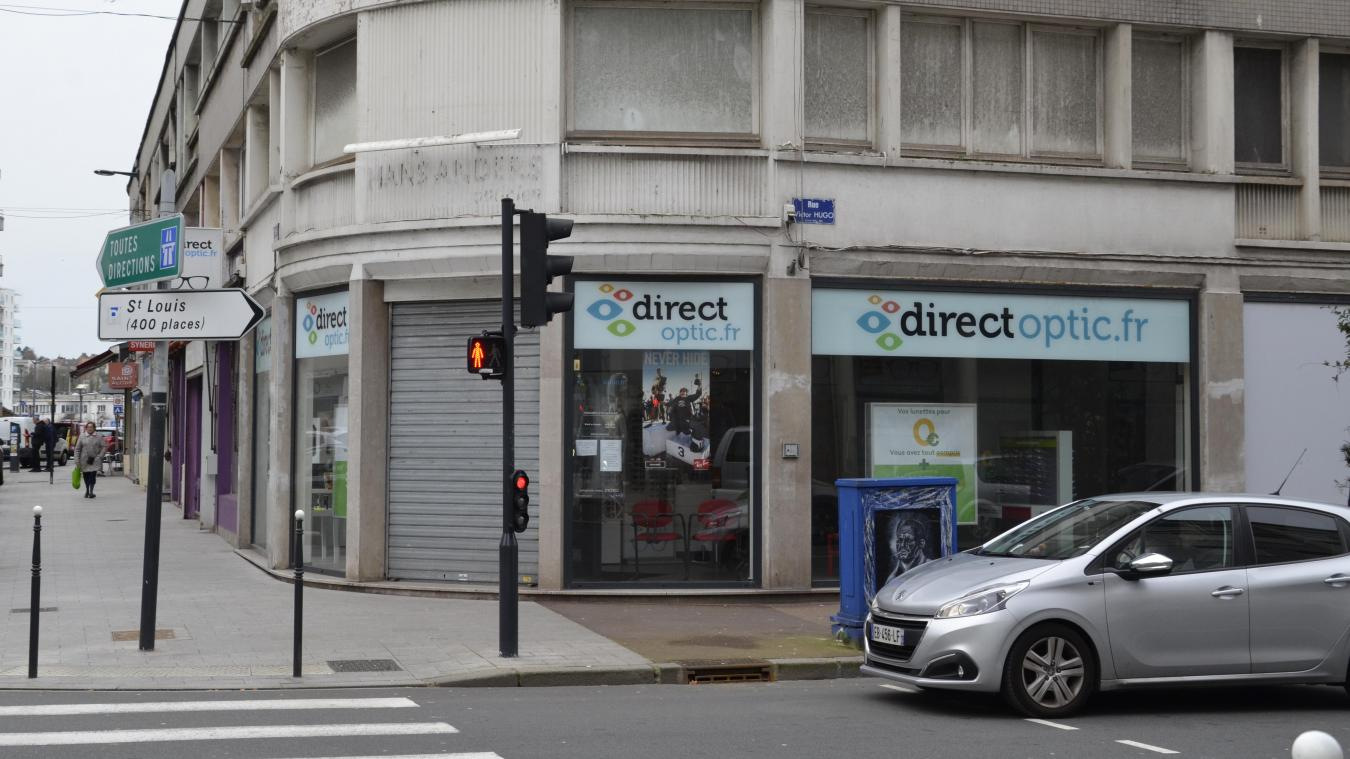 Direct Optic, rue faidherbe, ferme ses portes ce samedi 7 mars.