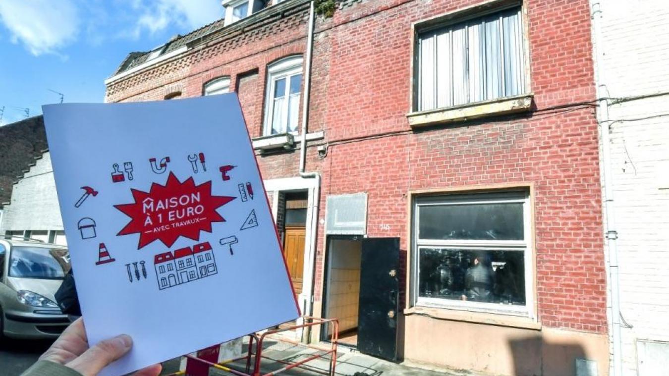 Faut-il mettre en vente des maisons à 1 euro en échange de travaux à Calais ?