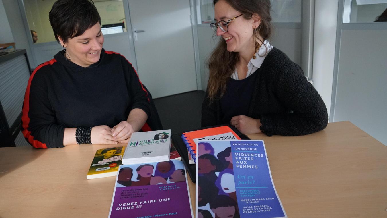 Dunkerque : deux rendez-vous avec un nouveau collectif féministe local