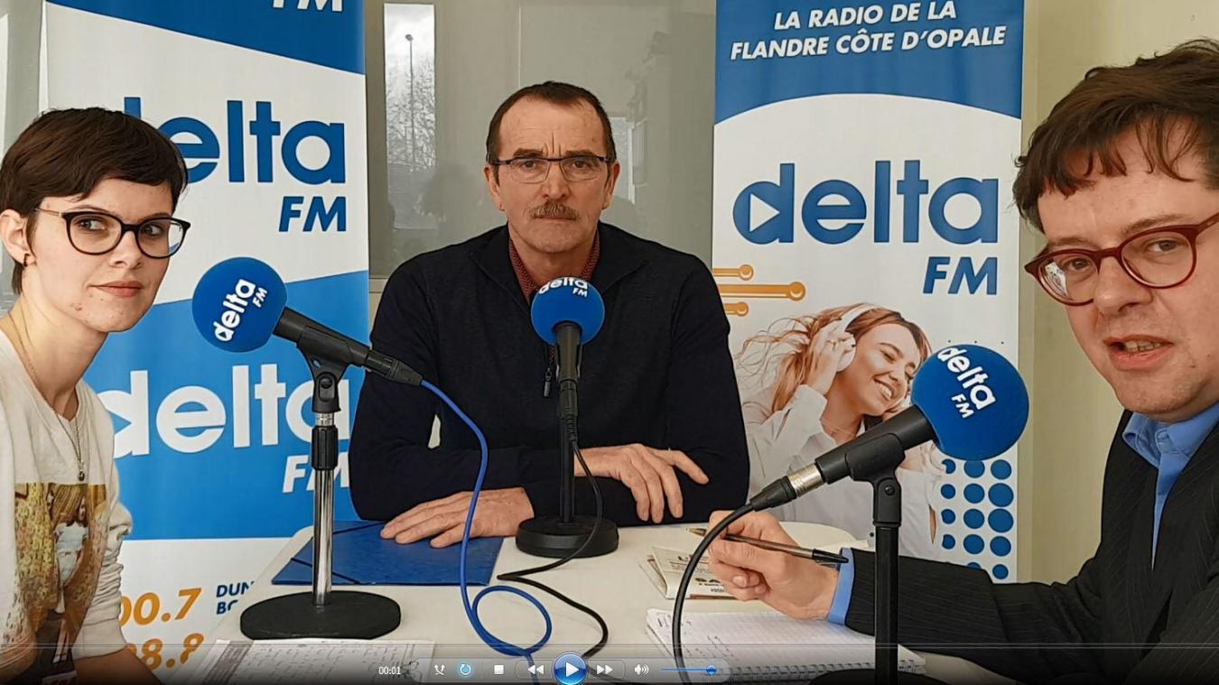 Frédéric Vanrechem (Arques) en 15 minutes pour devenir maire