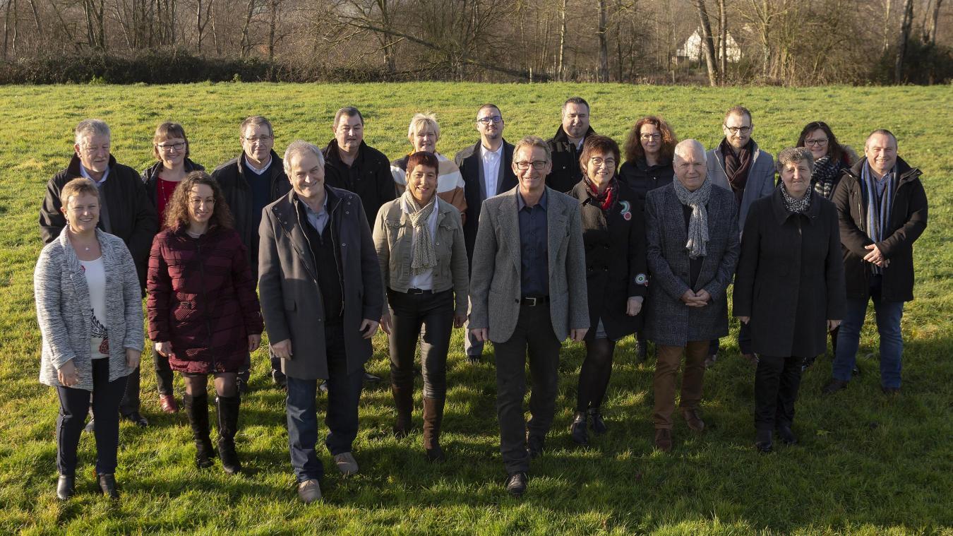 L'équipe menée par Jean-Luc Demaire souhaite agir pour la commune, sans augmenter les impôts.