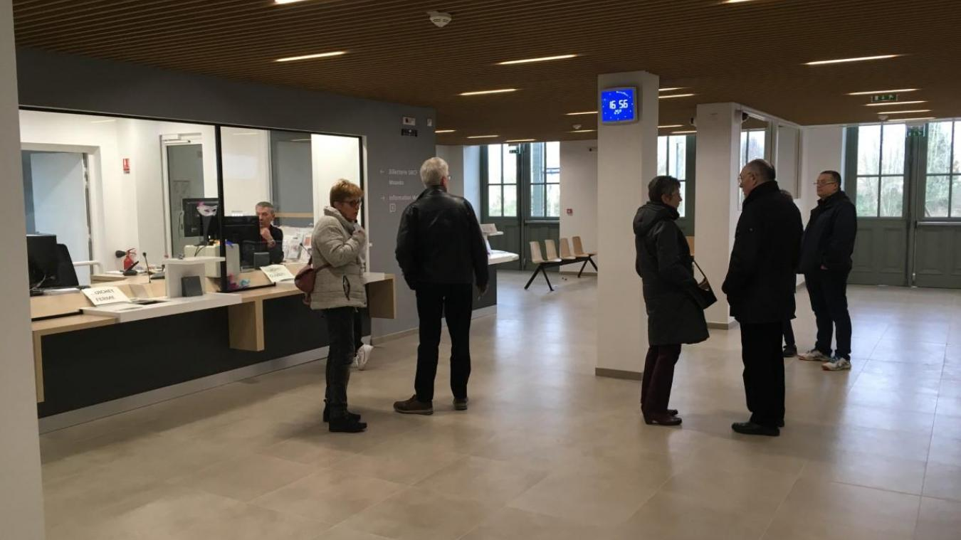 Saint-Omer : la gare retrouve sa vocation historique