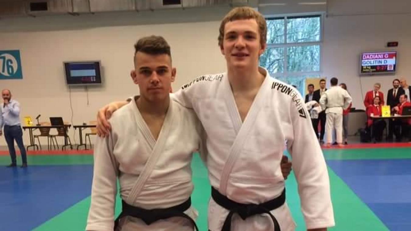 Judo : que de performances pour les judokas boulonnais