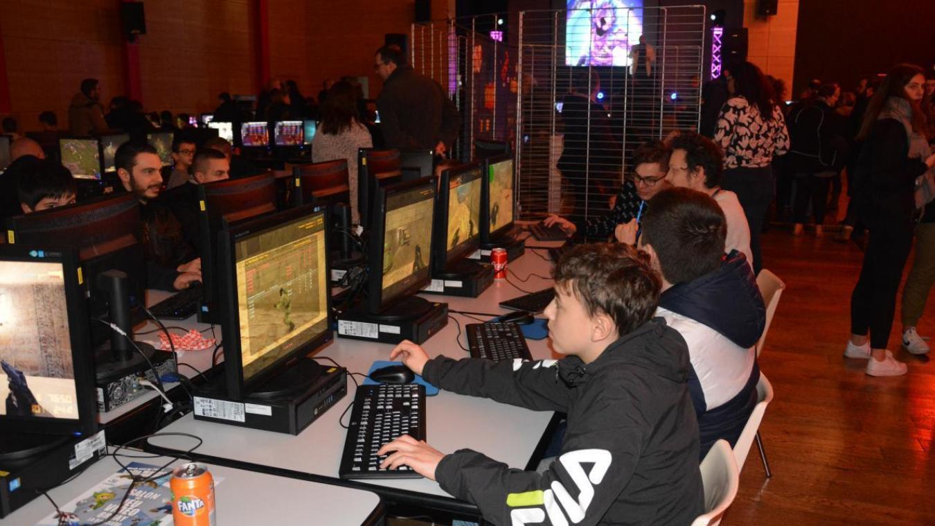 La deuxième édition du salon du jeu vidéo réussie à Bruay-la-Buissière