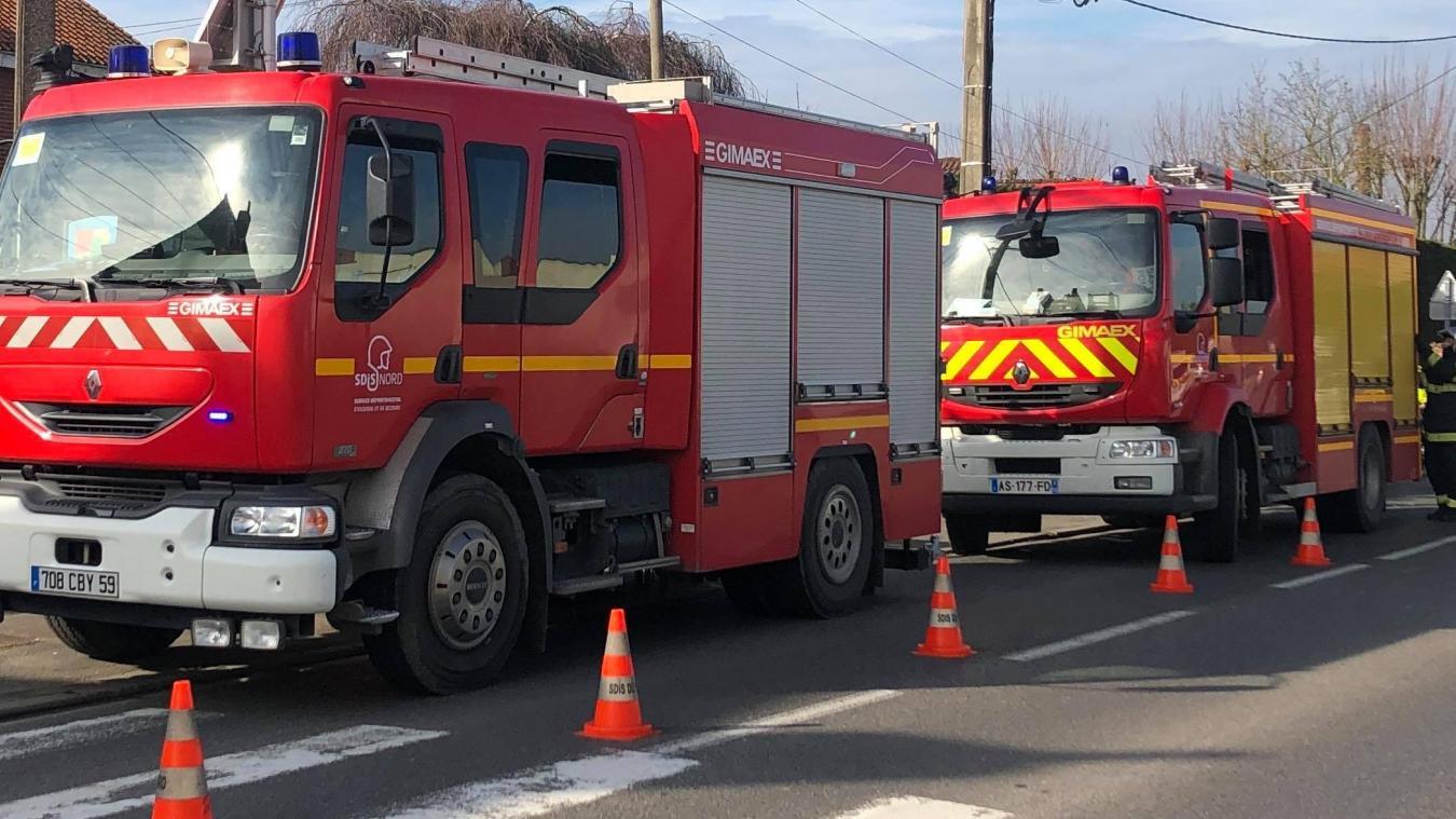 Les pompiers sont intervenus ce samedi 7 mars vers 15h dans le cadre d'une pollution aux hydrocarbures dans un fossé. (photo illustration)