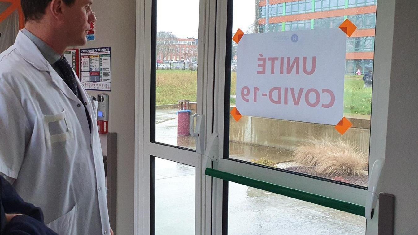 Arras: Le chef du Samu demande le report des élections