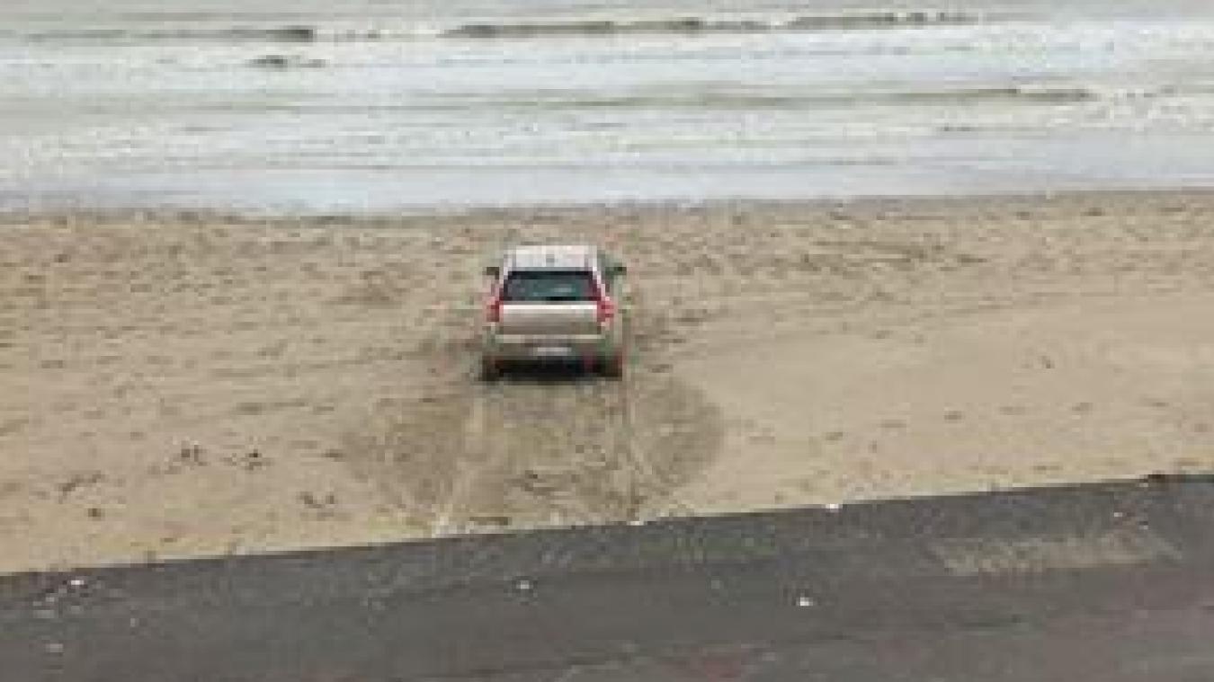Avec une marée plus haute, les dégâts auraient été différents.