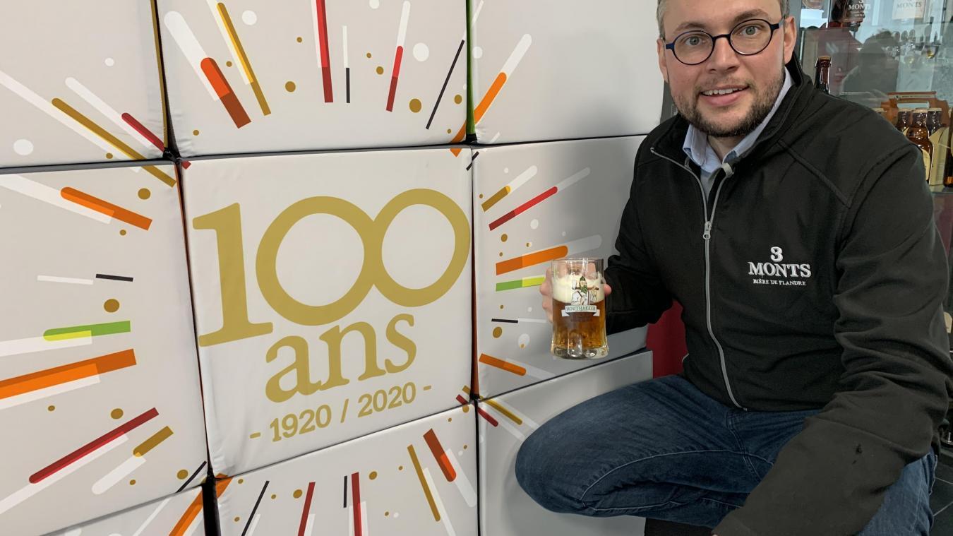 La Brasserie 3 Monts affiche ses ambitions nationales pour ses 100 ans