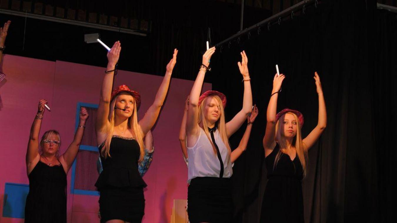 L'association Tous en Scène a déjà créé plusieurs comédies musicales. Photo d'archives
