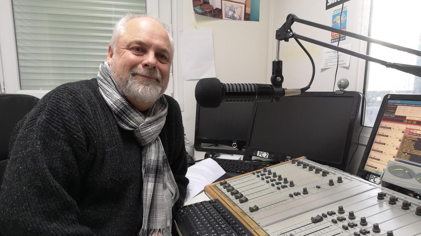 Christophe Pasquier est le directeur de Radio Plus. Il mènera les débats en compagnie des journalistes de L'Avenir de l'Artois.