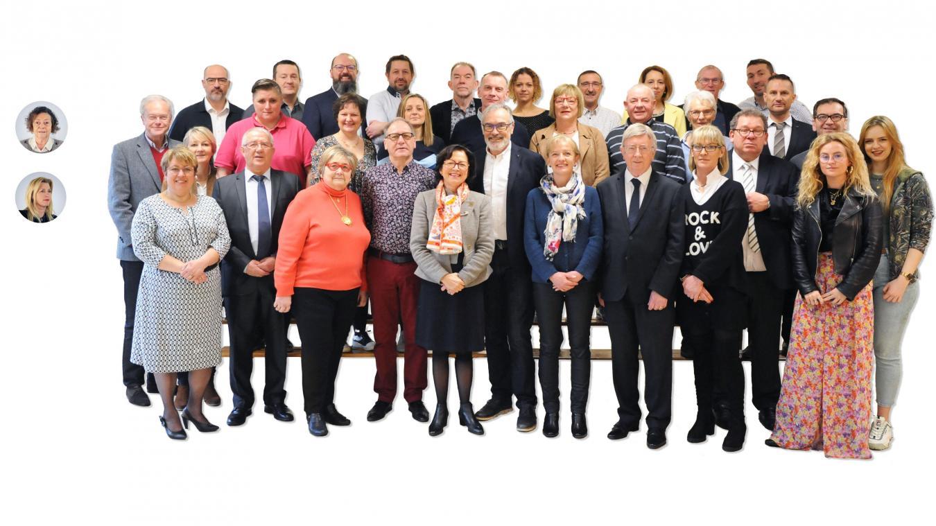 Didier Tiberghien mène avec Catherine Depelchin une liste réunissant des colistiers de différentes sensibilités politiques.