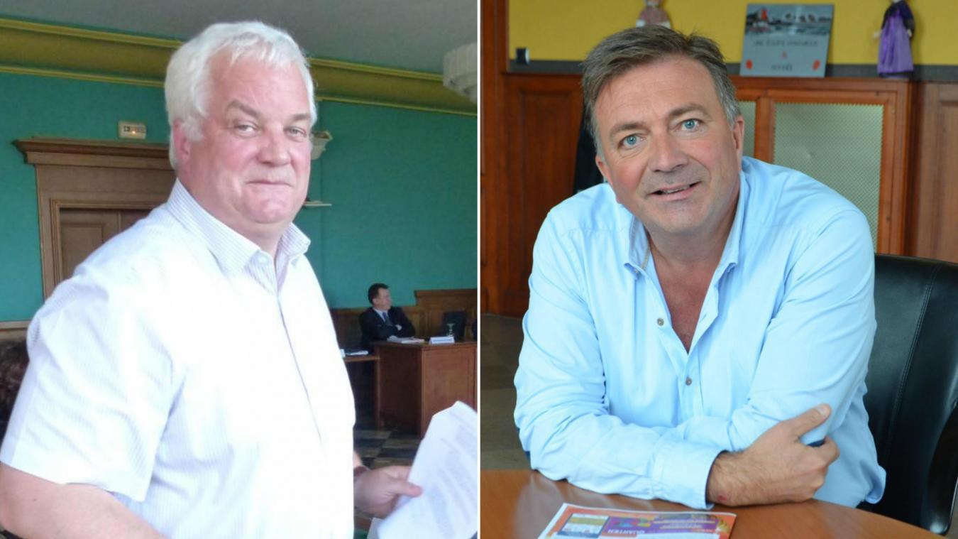 Laurent Feutry et Olivier Barbarin sont les deux seuls candidats aux prochaines municipales.