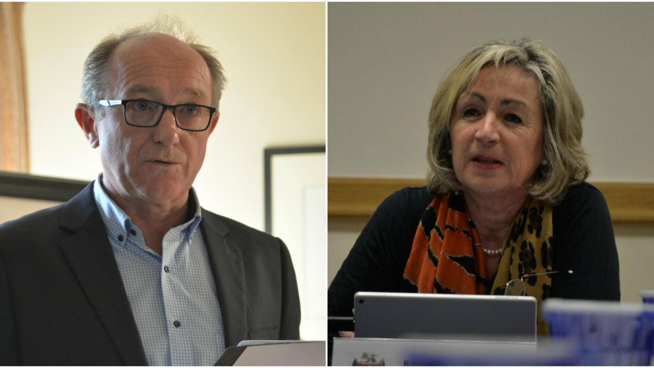 Yves Vautier et Paulette Juilien-Peuvion sont candidats aux municipales.