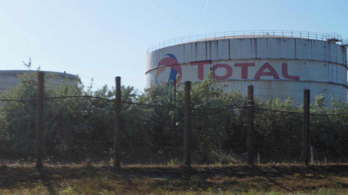 Total a décidé d'investir près de 15 millions d'euros pour la construction du plus grand projet de stockage d'énergie par batterie à Mardyck.