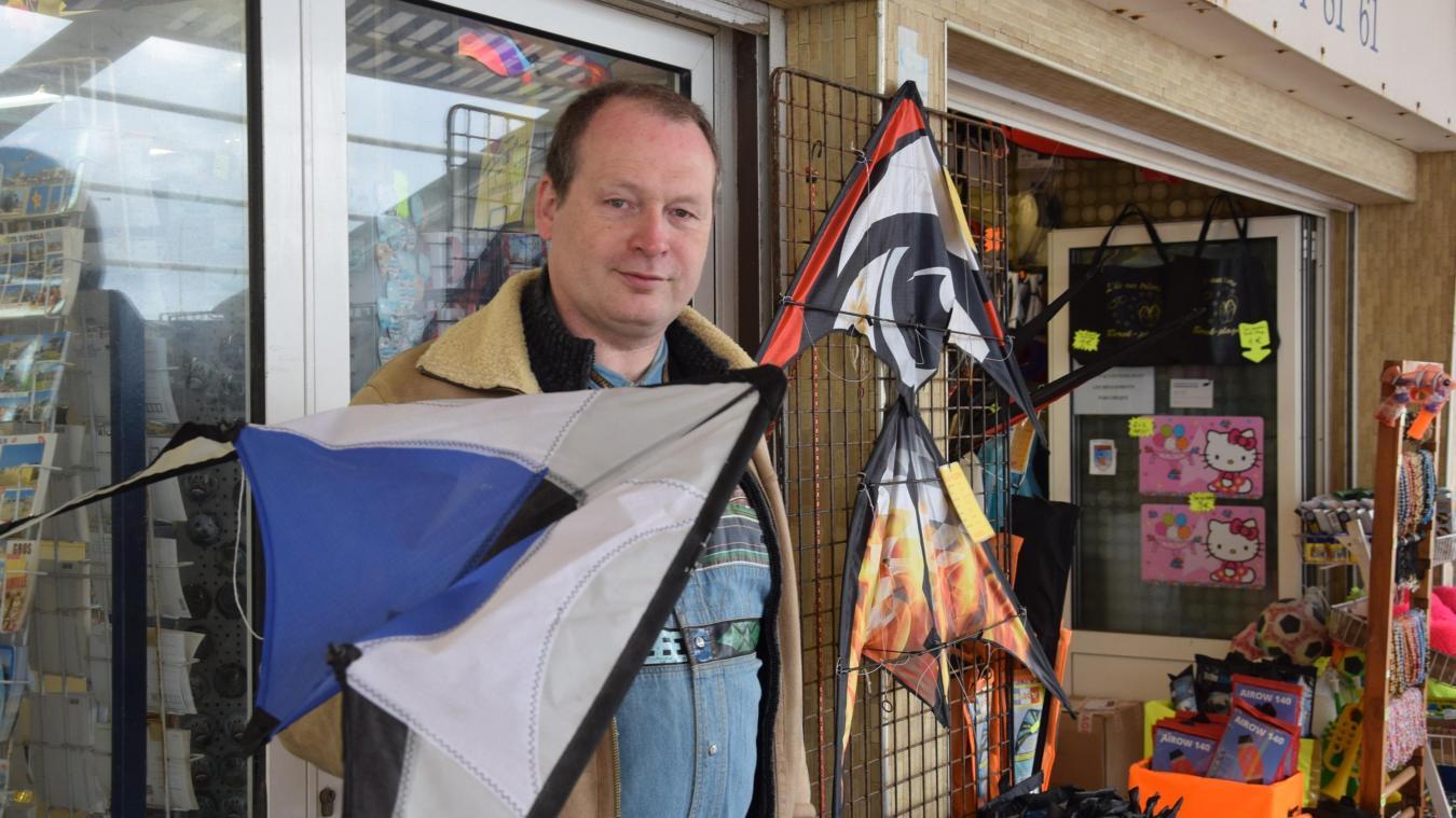Face à l'annulation des Cerfs-volants, un Berckois lance un appel
