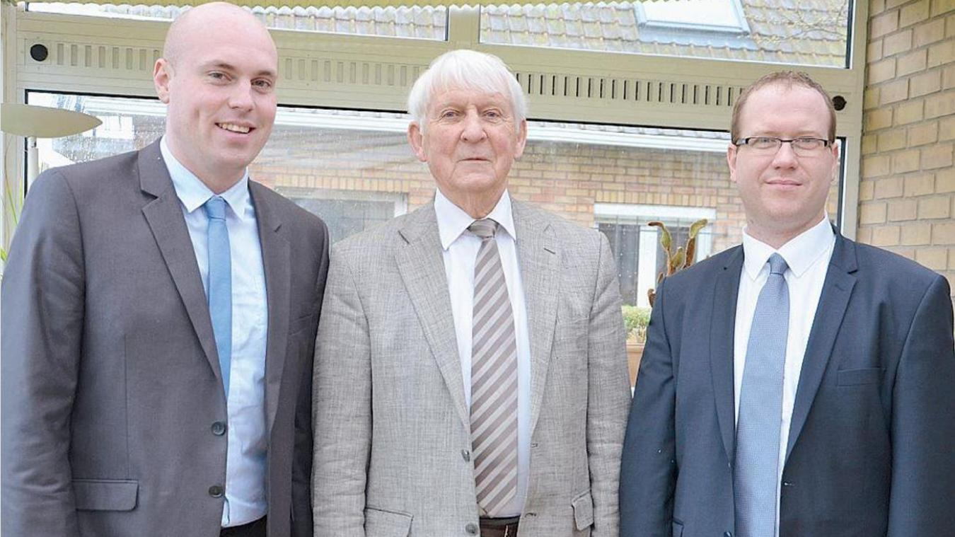 En 2013, Julien Gokel et Stéphane Gouvart étaient devenus respectivement 1 er  et 2 e  adjoints de Léon Devloies, maire de Cappelle.