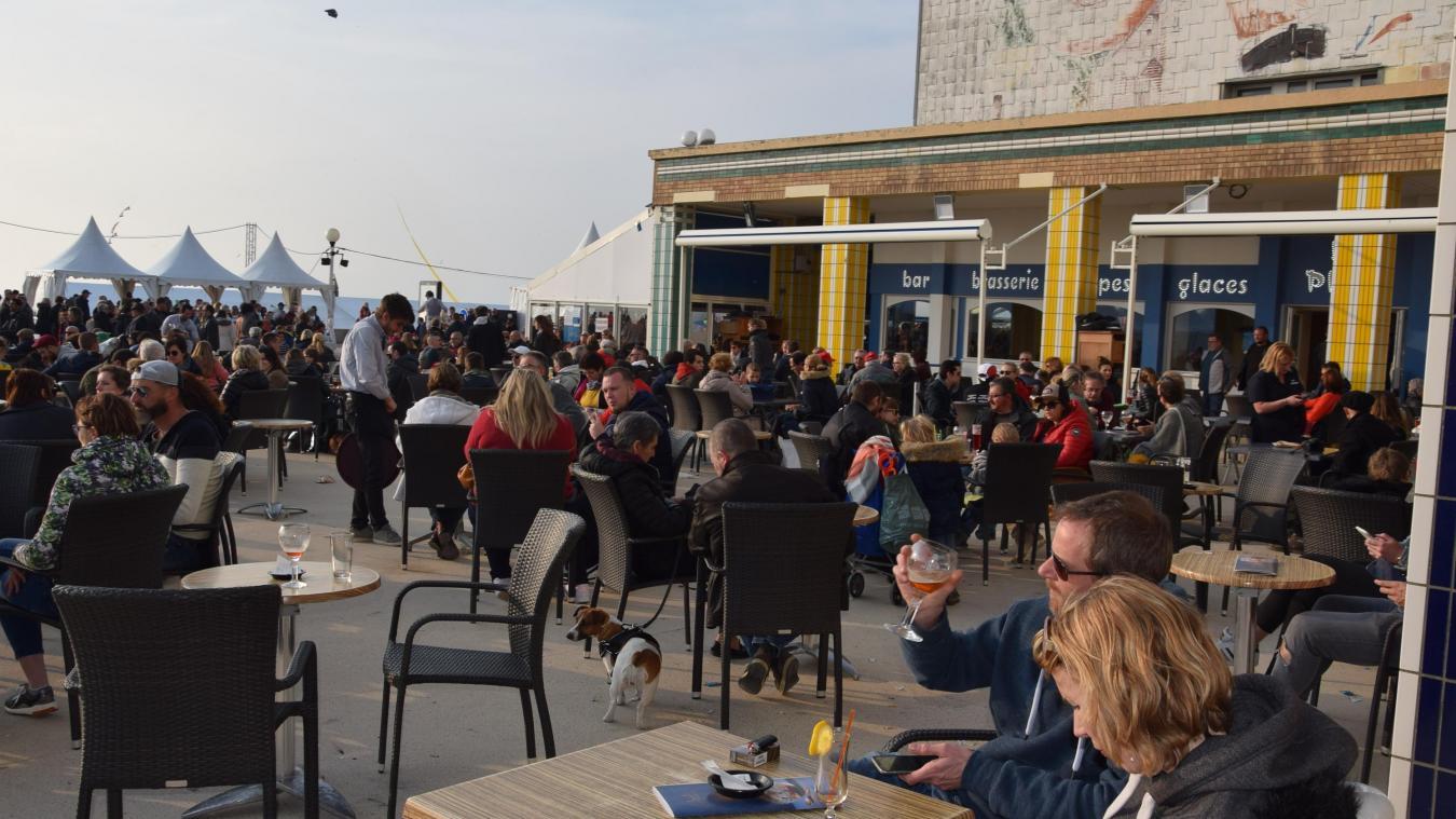 L'annulation des cerfs-volants, manifestation qui devait se dérouler du 11 au 19 avril, provoque une véritable inquiétude chez les commerçants berckois. Ces derniers craignent des pertes économiques sans précédent.