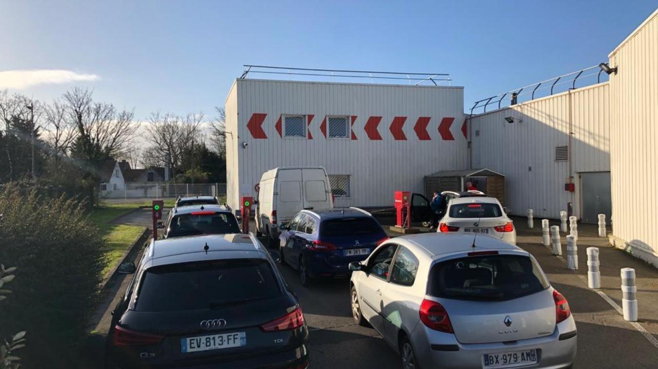 Coronavirus: faites-vous des provisions à Calais ?
