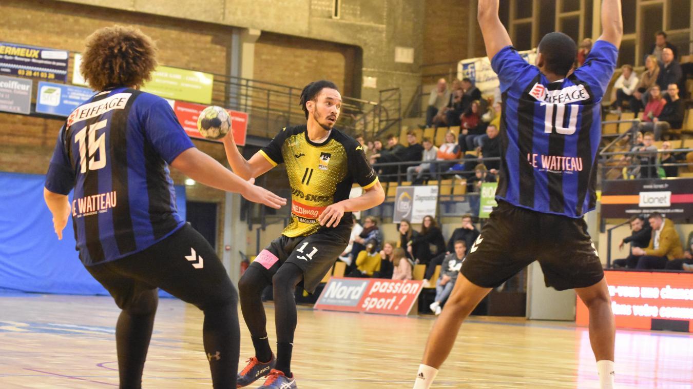 Les handballeurs du HBH continuent de s'entraîner mais seront privés de compétition au moins jusqu'au 5 avril.