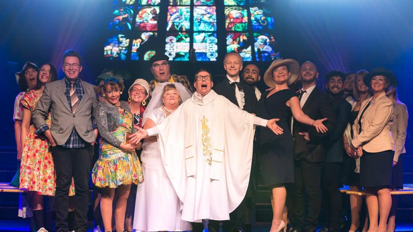 Les représentations de la Revue de l'Orphéon sont reportées. Photo Nicolas Pilisser