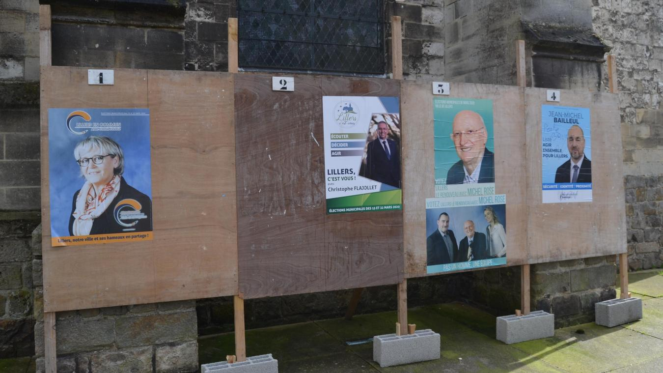 Le Rassemblement national s'invite, pour la première fois, dans la course aux élections municipales de Lillers.