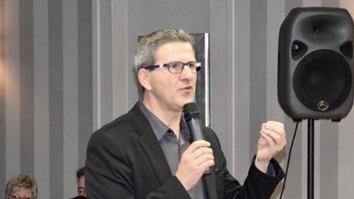Jean-Luc Bouvier annule son pot de fin de campagne ce vendredi 13 mars à 18h30