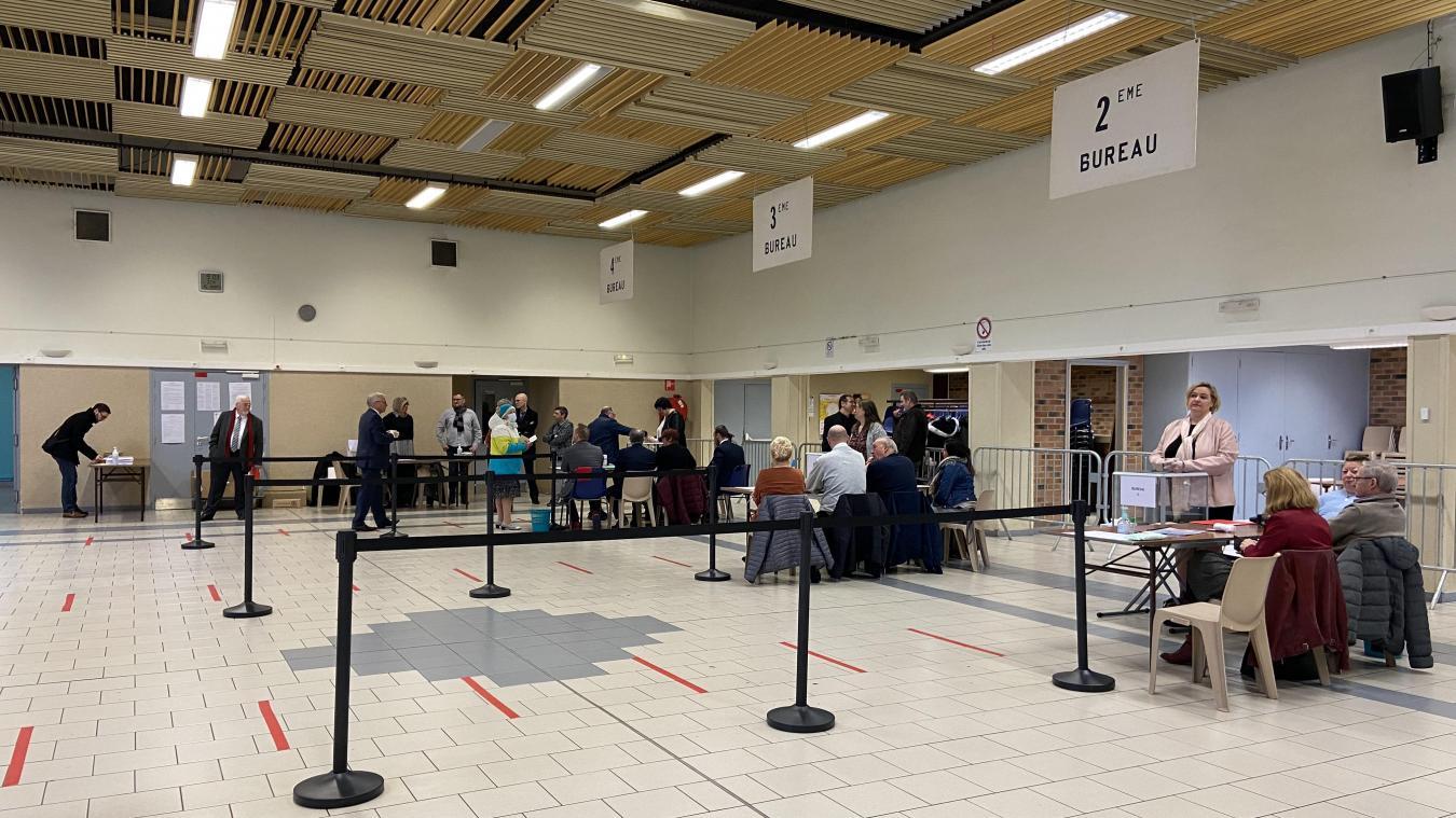 Municipales 2020 à Sains-en-Gohelle : 30 % de participation à 14h