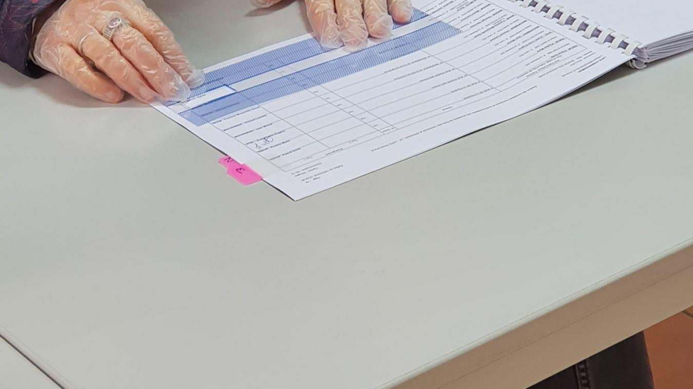 Municipales 2020 à Vimy: 41% de participation à mi-journée
