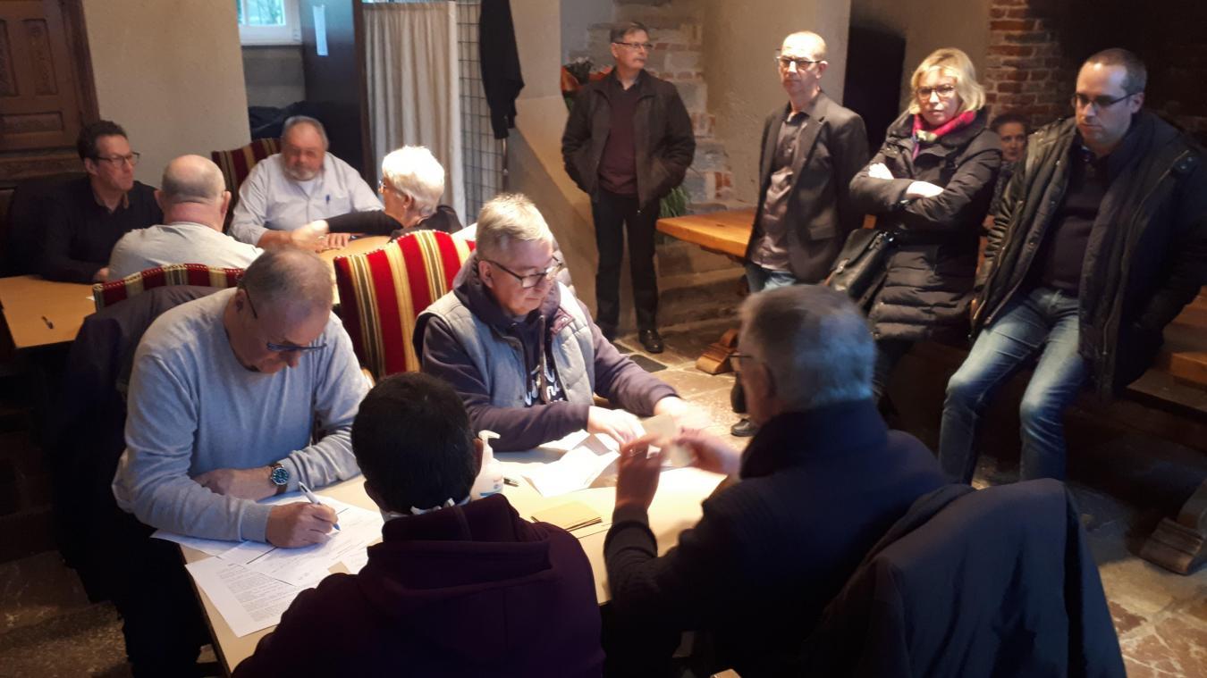 Municipales 2020 : Frédéric Jude arrive largement en tête à Renescure