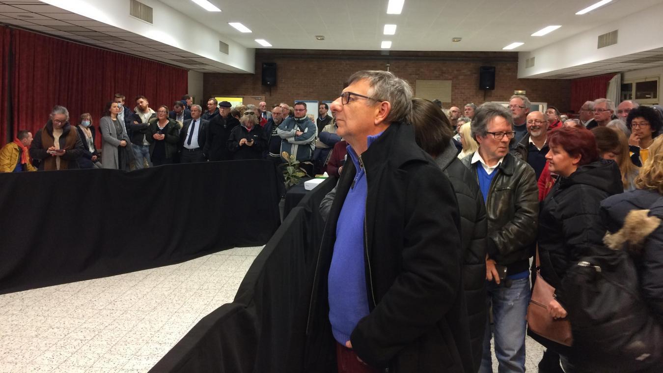 A la salle des fêtes, bureau centralisateurs des votes, les résultats n'ont pas vraiment surpris les électeurs.