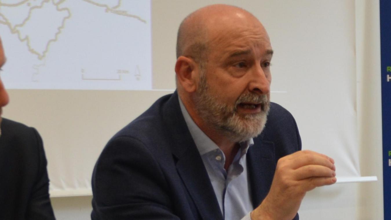 Franck Dhersin conserve son siège de maire pour un nouveau mandat, à la majorité.