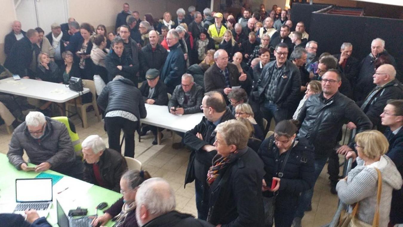 Municipales 2020 : Carole Dubois largement en tête à Lillers