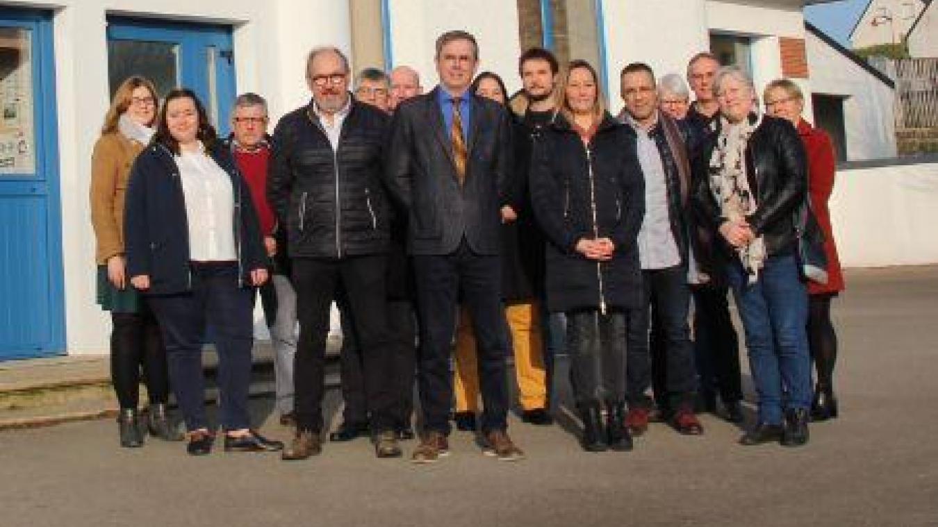 Municipales : à Attin, l'ensemble de la liste de Philippe Foucroy est élu