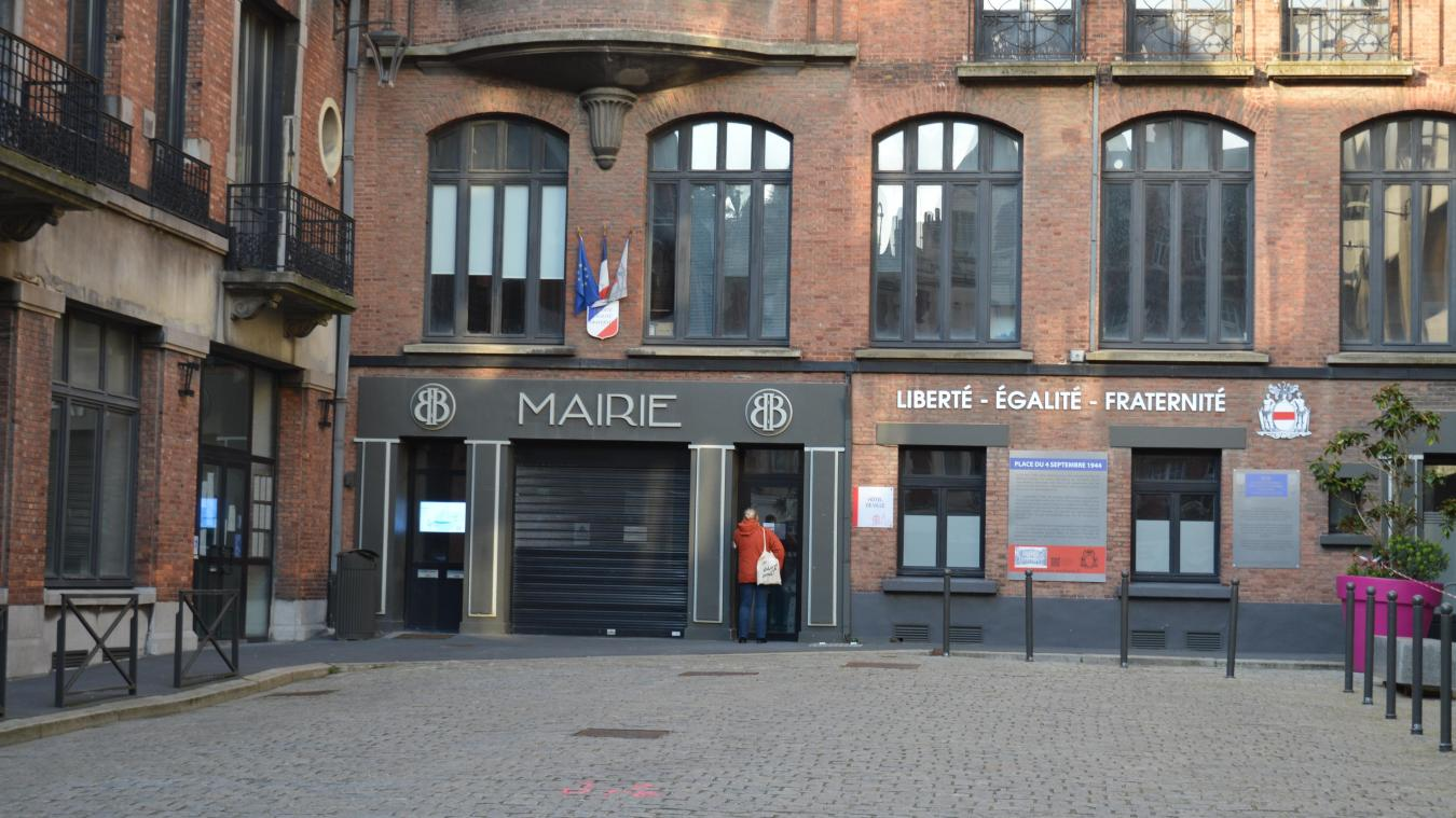 Services en mairie de Béthune: les nouvelles dispositions