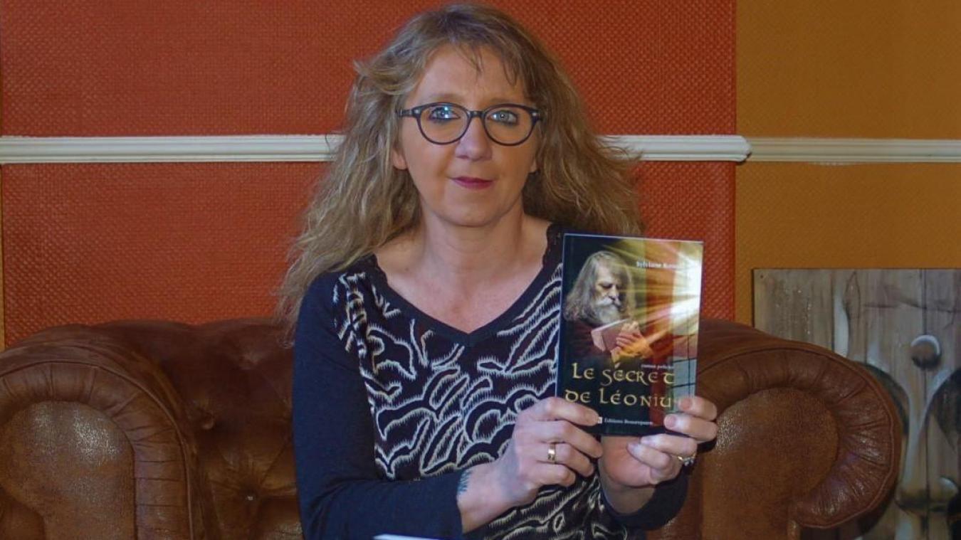 Sylviane Rose vous présente son dernier ouvrage.