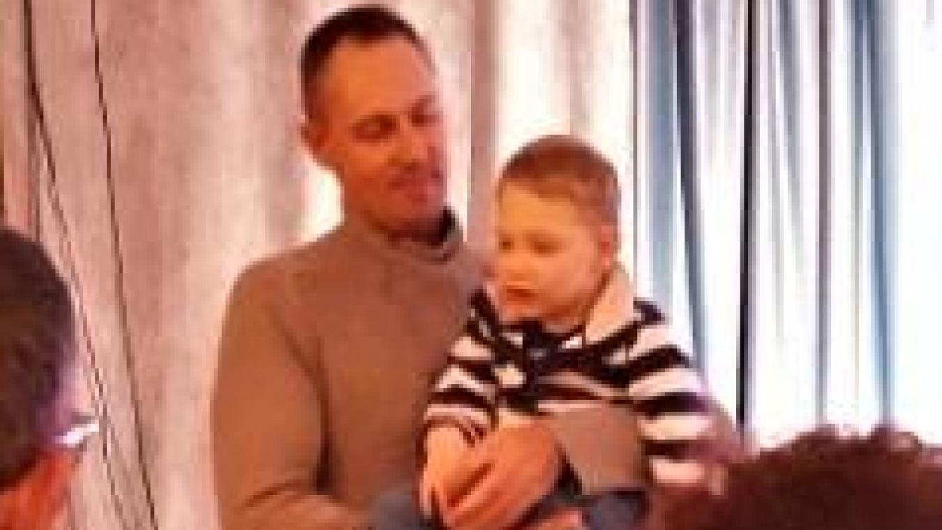 Nathanaël est atteint du syndrome Fox G1.