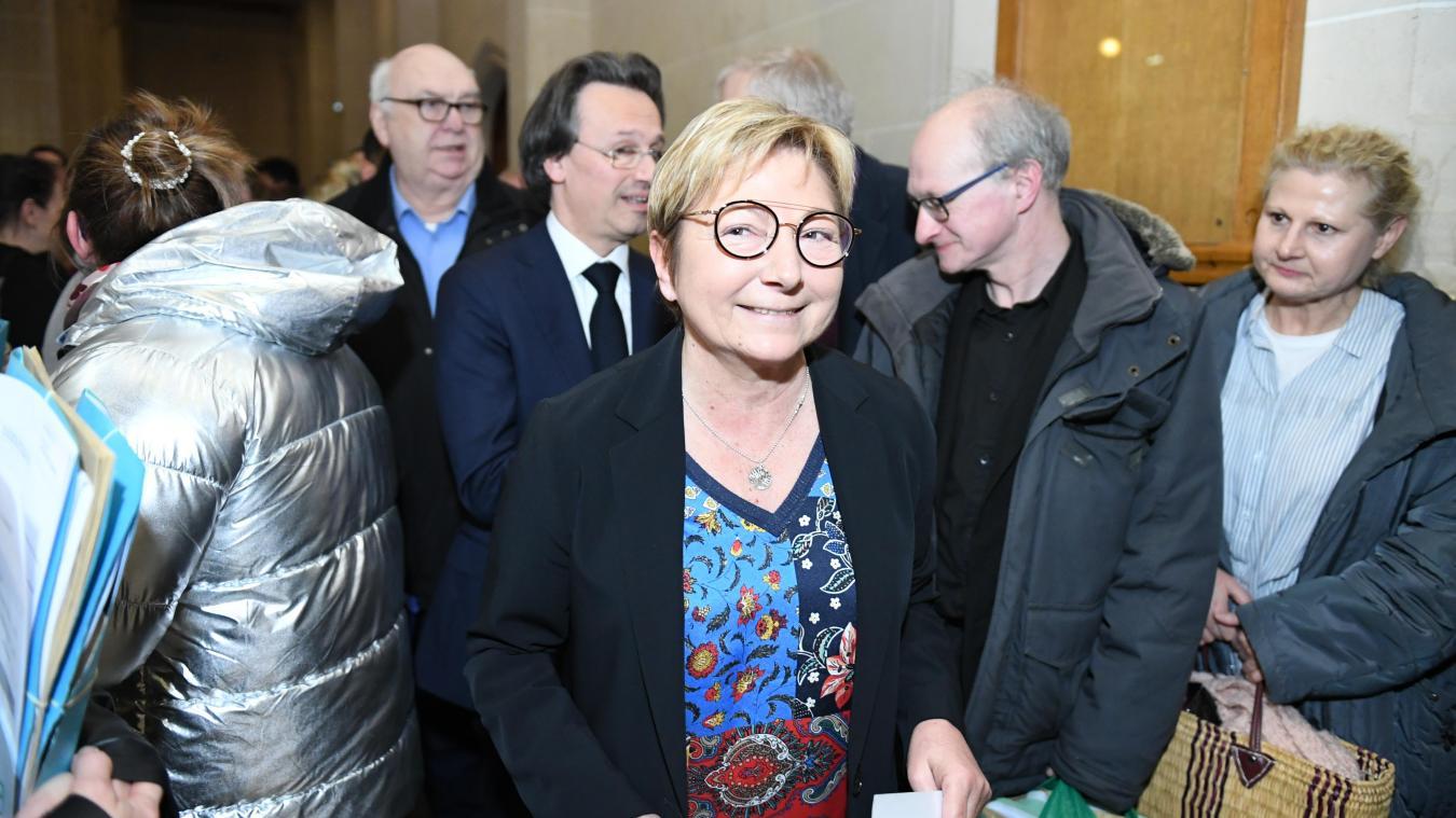 Natacha Bouchart a remporté dimanche 9 des 11 bureaux où Jacky Hénin avait terminé en tête en 2014.