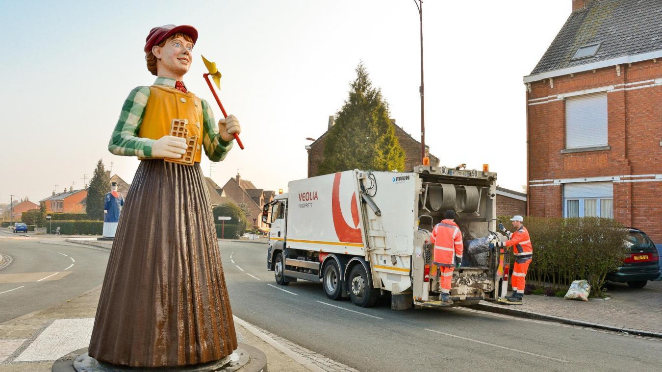 Il va falloir stocker vos recyclables durant quelque temps si vous figurez parmi les communes concernées par cette réorganisation des collectes.