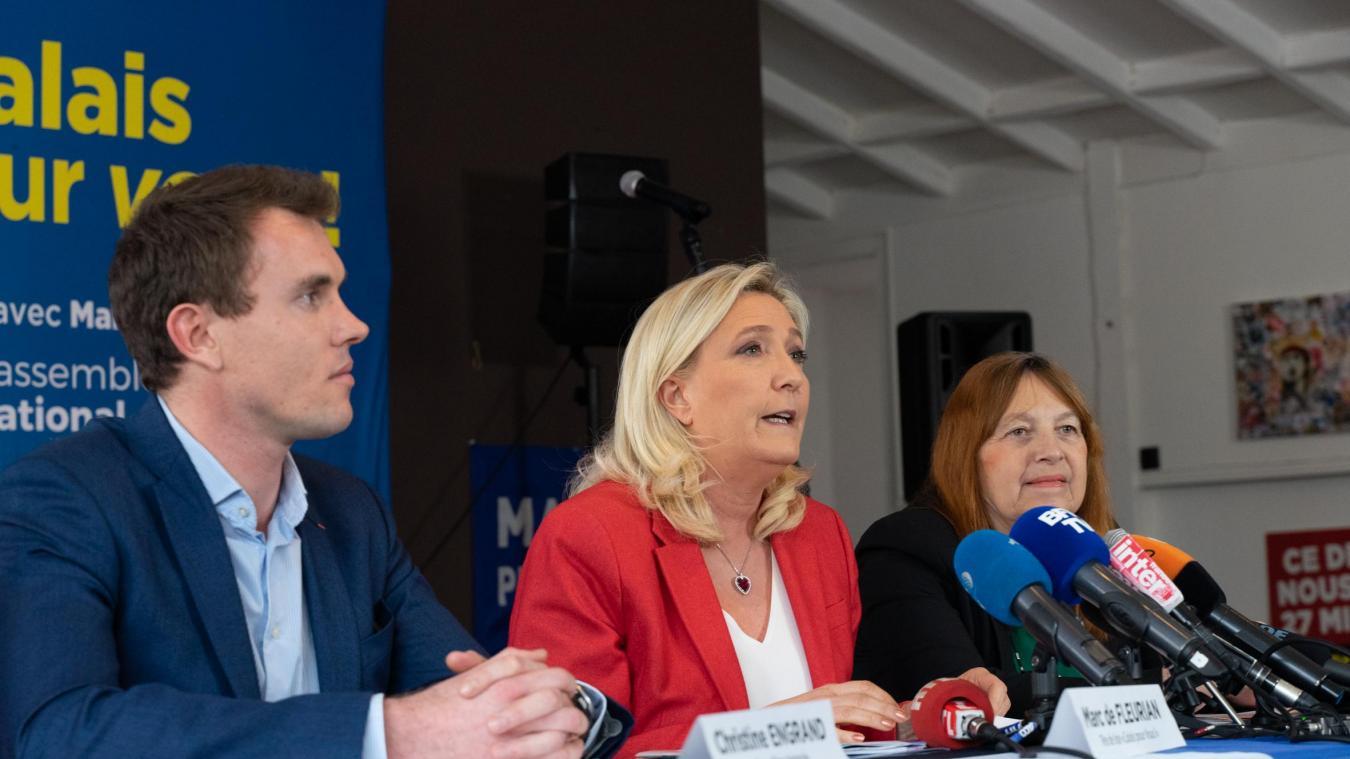 Mairie de Calais: l'échec de la stratégie du clan Le Pen
