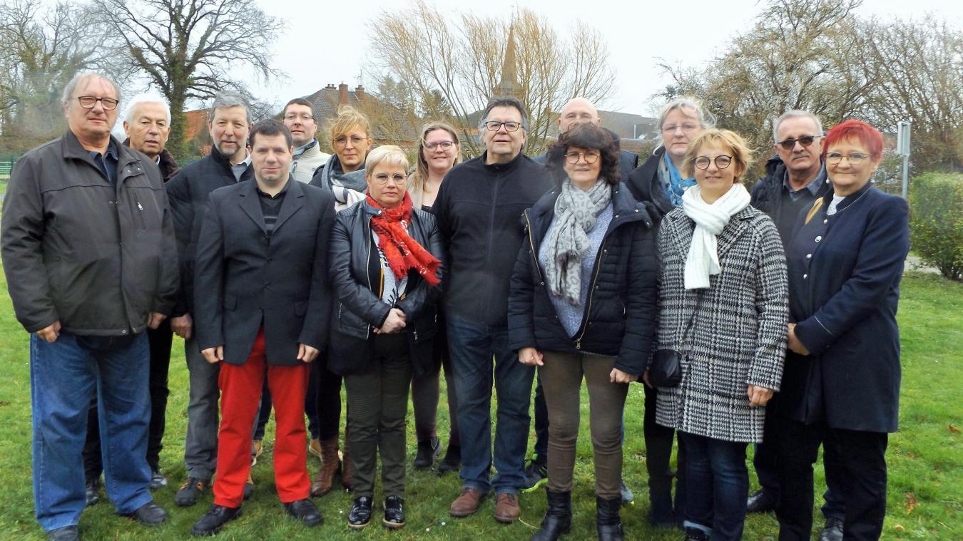 14 des 15 membres de l'équipe d'Eddie Boulier ont été élus.