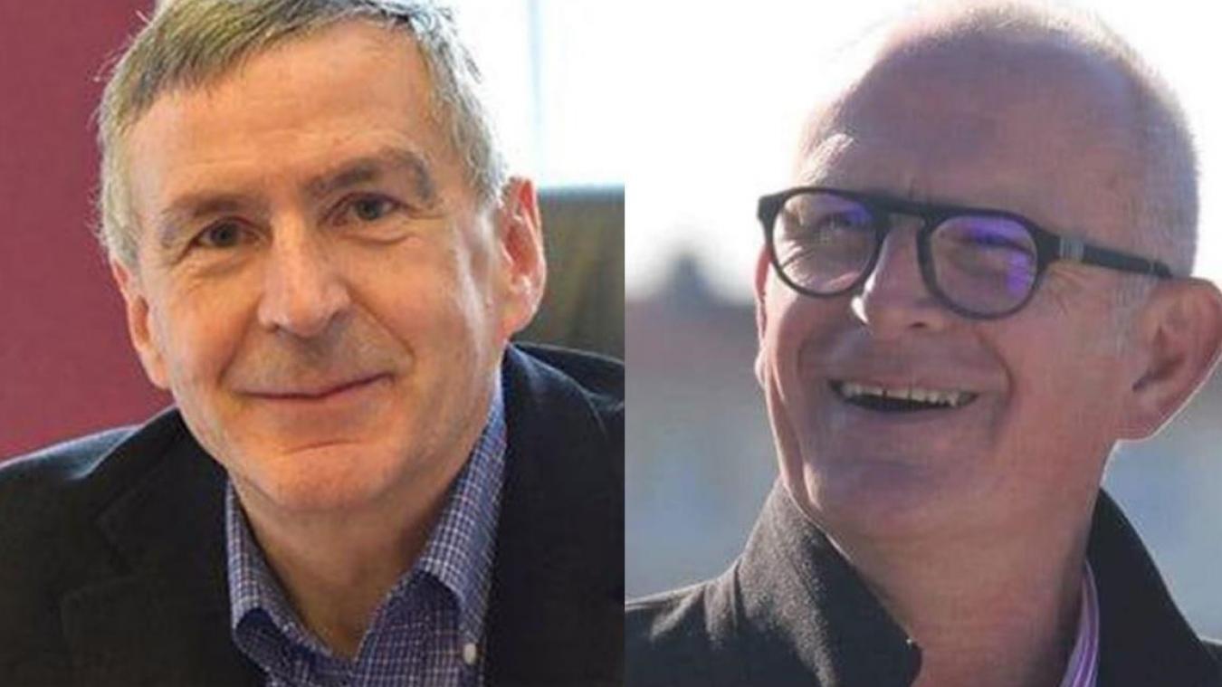 Francis Bassemon, le maire sortant, et Éric Gens, son ex-adjoint, se retrouvent face-à-face au second tour des élections municipales.