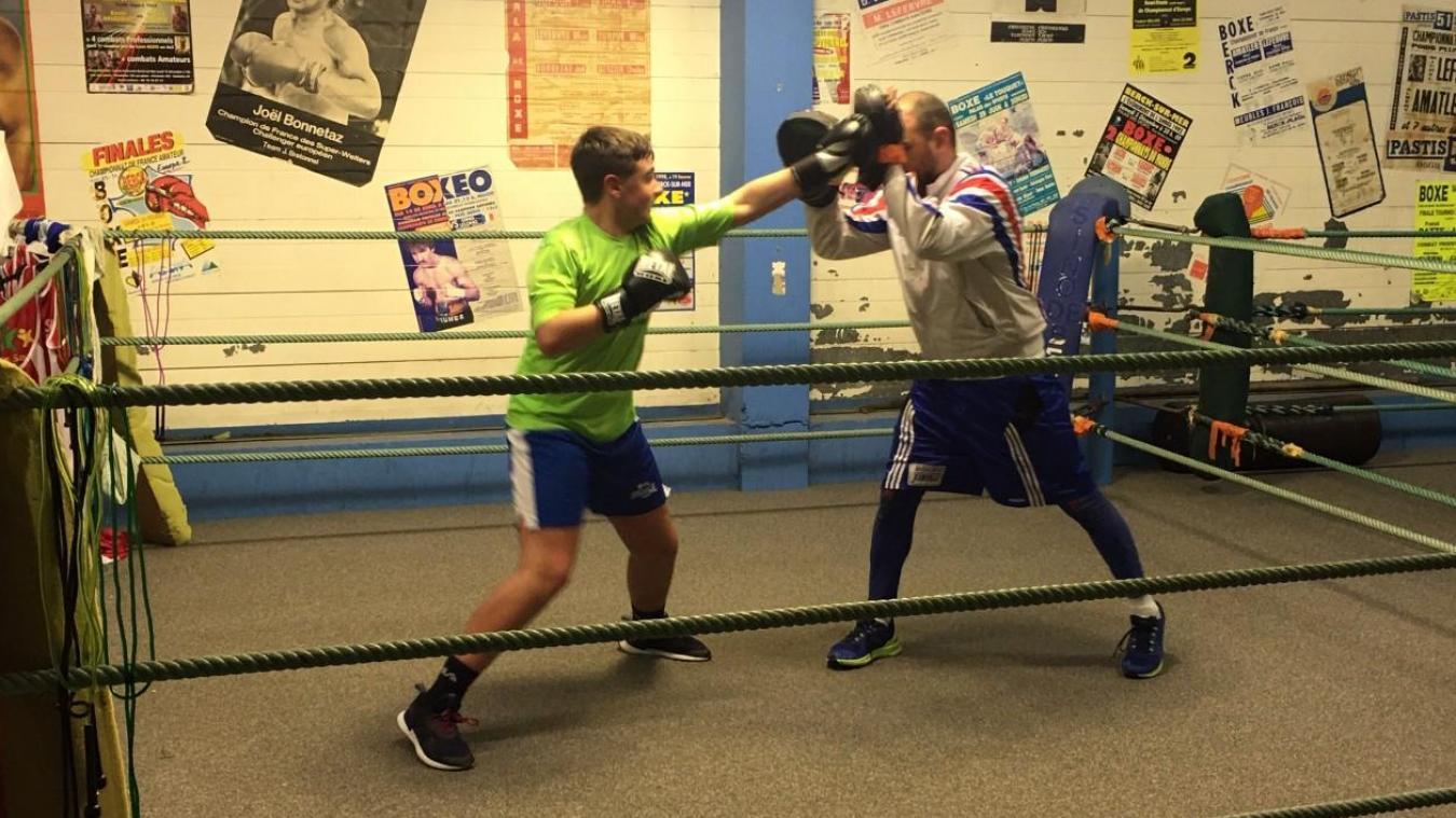 Comme ici au Boxing Club Berckois, tous les sportifs du montreuillois ont mis leur saison entre parenthèse depuis vendredi dernier.