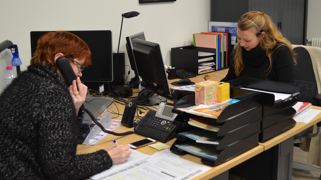 Sur une centaine d'appel reçus samedi, une cinquantaine de demandes ont nécessité une intervention.